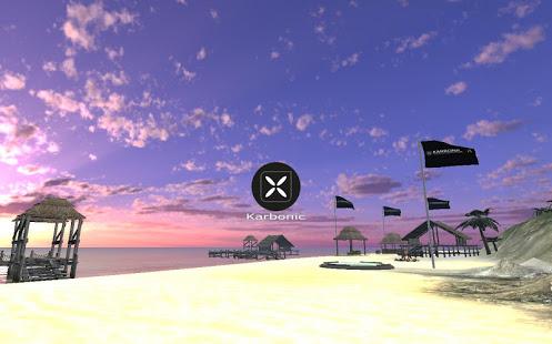Karbonic Holiday Island v1.7 screenshots 1