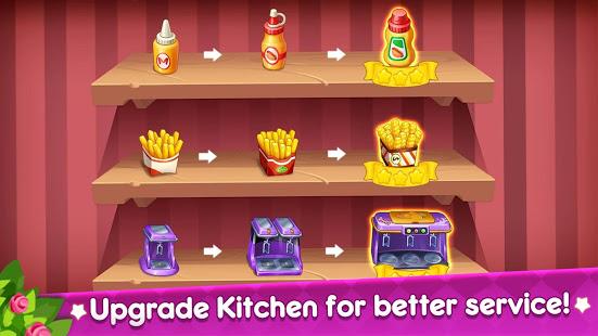 Kitchen Star Craze – Chef Restaurant Cooking Games v2.2 screenshots 15