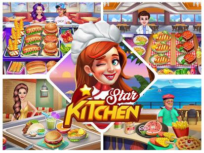 Kitchen Star Craze – Chef Restaurant Cooking Games v2.2 screenshots 18