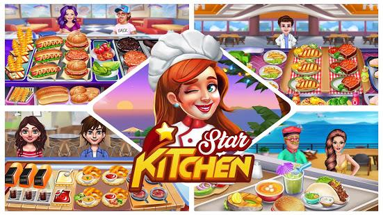 Kitchen Star Craze – Chef Restaurant Cooking Games v2.2 screenshots 2
