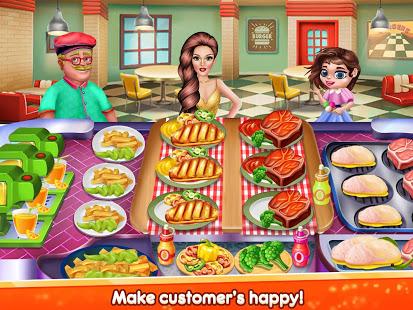 Kitchen Star Craze – Chef Restaurant Cooking Games v2.2 screenshots 20