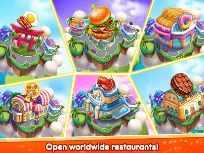 Kitchen Star Craze – Chef Restaurant Cooking Games v2.2 screenshots 21
