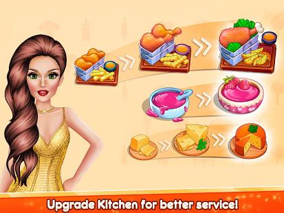 Kitchen Star Craze – Chef Restaurant Cooking Games v2.2 screenshots 22