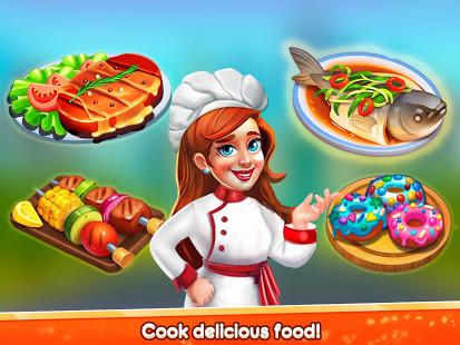 Kitchen Star Craze – Chef Restaurant Cooking Games v2.2 screenshots 23