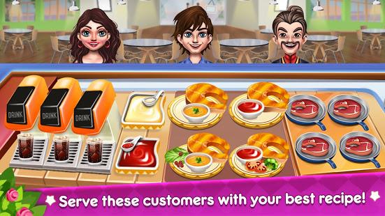 Kitchen Star Craze – Chef Restaurant Cooking Games v2.2 screenshots 3