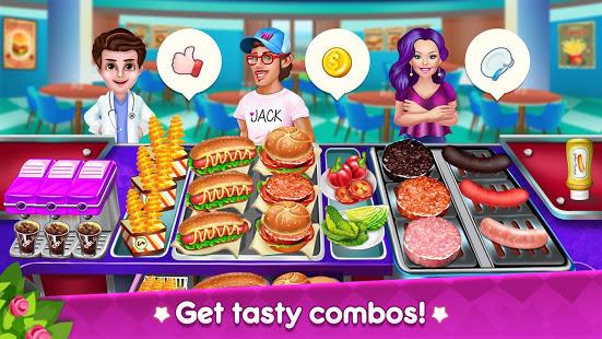Kitchen Star Craze – Chef Restaurant Cooking Games v2.2 screenshots 4