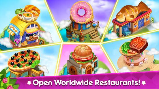 Kitchen Star Craze – Chef Restaurant Cooking Games v2.2 screenshots 5