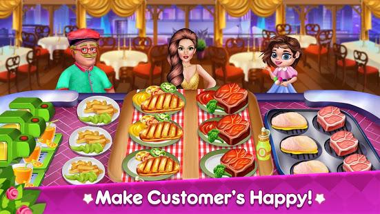 Kitchen Star Craze – Chef Restaurant Cooking Games v2.2 screenshots 6