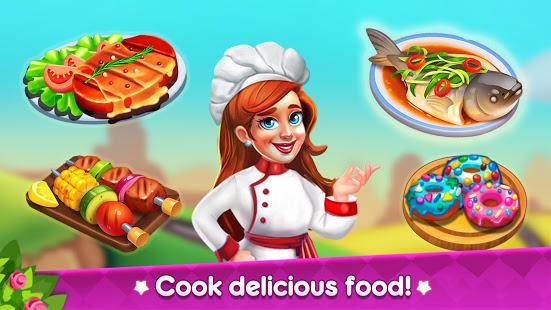 Kitchen Star Craze – Chef Restaurant Cooking Games v2.2 screenshots 8
