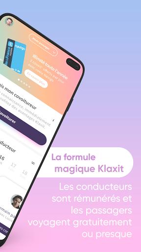 Klaxit – Covoiturage quotidien v9.42 screenshots 2