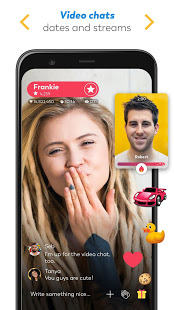 LOVOO – Free Chat amp Dating App. Find love live now v103.1 screenshots 3