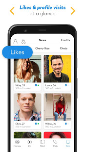 LOVOO – Free Chat amp Dating App. Find love live now v103.1 screenshots 5