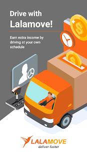 Lalamove Driver – Earn Extra Income v4.856.127017 screenshots 1