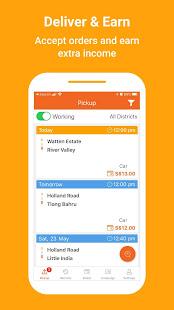 Lalamove Driver – Earn Extra Income v4.856.127017 screenshots 3