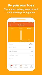 Lalamove Driver – Earn Extra Income v4.856.127017 screenshots 5
