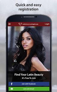 LatinAmericanCupid – Latin Dating App v4.2.1.3407 screenshots 1