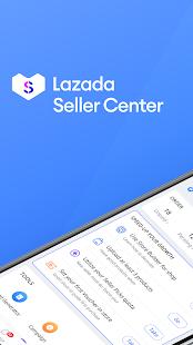 Lazada Seller Center – Online Selling v screenshots 1