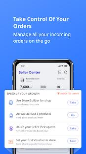 Lazada Seller Center – Online Selling v screenshots 4