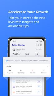Lazada Seller Center – Online Selling v screenshots 5