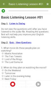 Learn to Speak English v2.4.8 screenshots 5