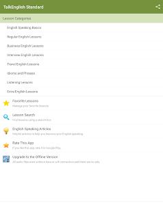 Learn to Speak English v2.4.8 screenshots 6