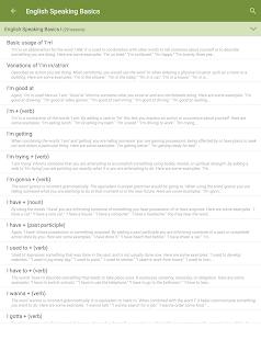 Learn to Speak English v2.4.8 screenshots 7