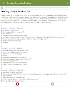 Learn to Speak English v2.4.8 screenshots 9