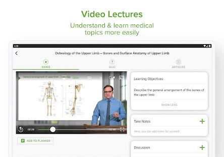 Lecturio Medical Education v20.3.0 screenshots 18