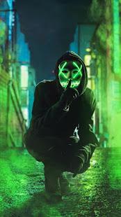 Led Purge Mask Wallpaper HD v2.0 screenshots 7
