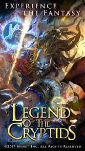 Legend of the Cryptids DragonCard Game v14.10 screenshots 1