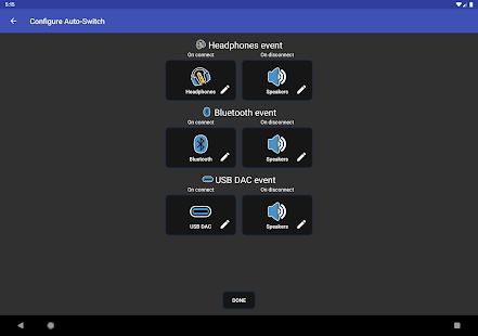 Lesser AudioSwitch v2.7.2 screenshots 14