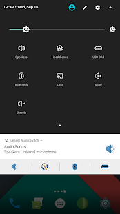 Lesser AudioSwitch v2.7.2 screenshots 3