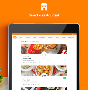 Lieferando.at – Order food v7.7.2 screenshots 14