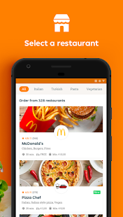 Lieferando.at – Order food v7.7.2 screenshots 2