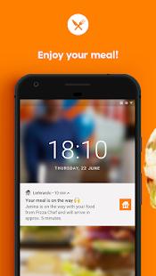 Lieferando.at – Order food v7.7.2 screenshots 5