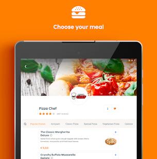 Lieferando.at – Order food v7.7.2 screenshots 9
