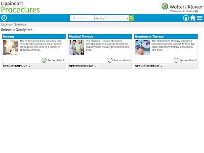 Lippincott Procedures v4.2.91 screenshots 11