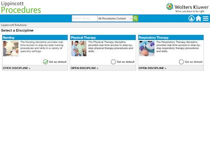 Lippincott Procedures v4.2.91 screenshots 6