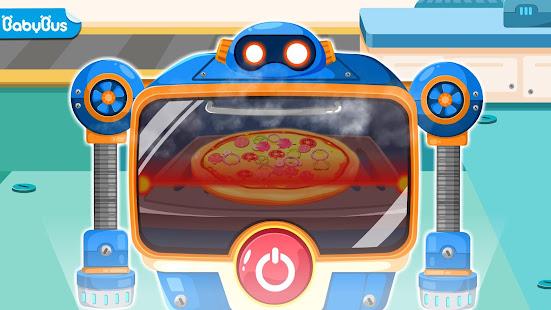 Little Pandas Space Kitchen – Kids Cooking v8.57.00.02 screenshots 1