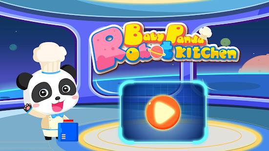 Little Pandas Space Kitchen – Kids Cooking v8.57.00.02 screenshots 12