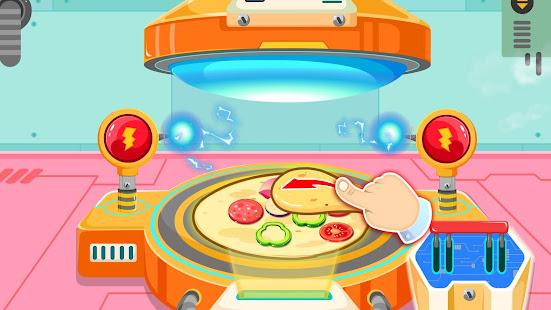 Little Pandas Space Kitchen – Kids Cooking v8.57.00.02 screenshots 2