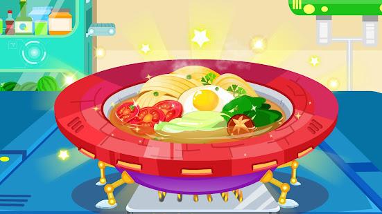 Little Pandas Space Kitchen – Kids Cooking v8.57.00.02 screenshots 3