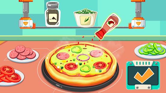 Little Pandas Space Kitchen – Kids Cooking v8.57.00.02 screenshots 4