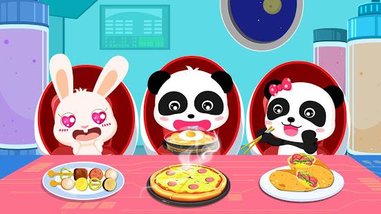 Little Pandas Space Kitchen – Kids Cooking v8.57.00.02 screenshots 5