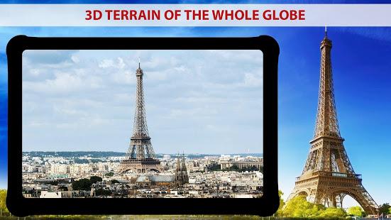 Live Earth Map – Satellite View World Map 3D v2.3.8 screenshots 15