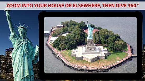 Live Earth Map – Satellite View World Map 3D v2.3.8 screenshots 7