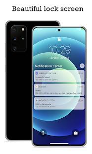 Lock Screen amp Notification iOS14 v1.0.3 screenshots 1