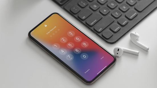 Lock Screen amp Notification iOS14 v1.0.3 screenshots 10