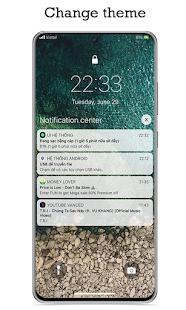 Lock Screen amp Notification iOS14 v1.0.3 screenshots 2