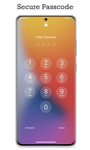 Lock Screen amp Notification iOS14 v1.0.3 screenshots 4